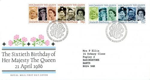 1986 Queen Birthday