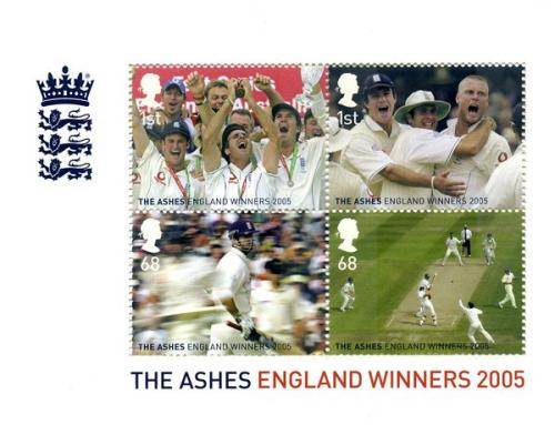 2005 Ashes Cricket MS