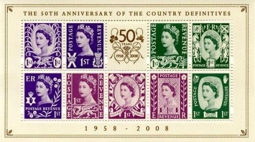 2008 Country Definitives