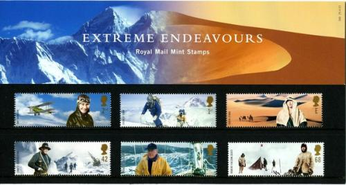 2003 Endeavours pack