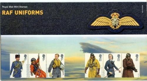 2008 RAF Uniforms pack