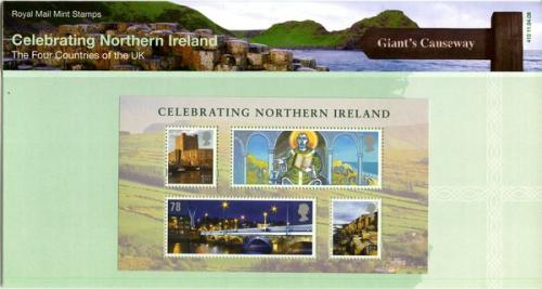 2008 Celebrating Northern Ireland MS packs