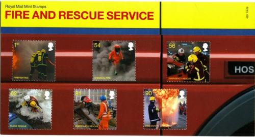 2009 Fire & Rescue pack