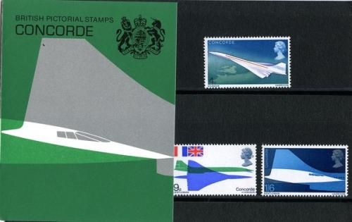 1969 Concorde pack