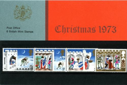1973 Christmas pack