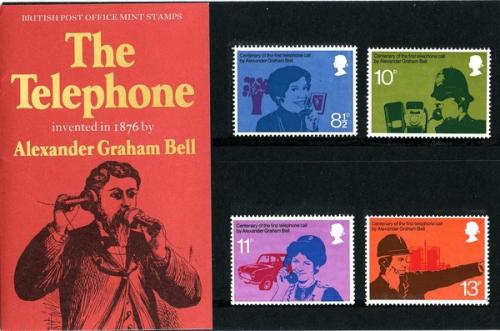 1976 Telephones pack