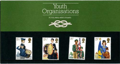 1982 Youth Organisations pack