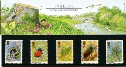 1985 Insects pack