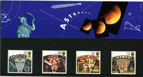 1990 Astronomy pack
