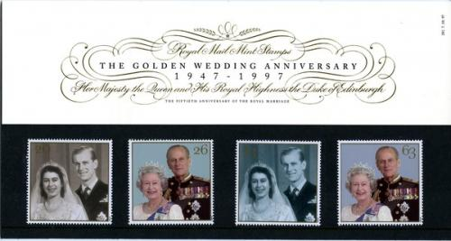 1997 Golden Wedding pack