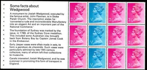 x841o 1971 £1 Wedgewood Facts