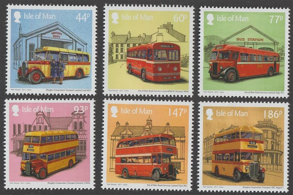 2015 Manx Buses 2nd series